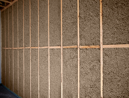 Walls Insulations
